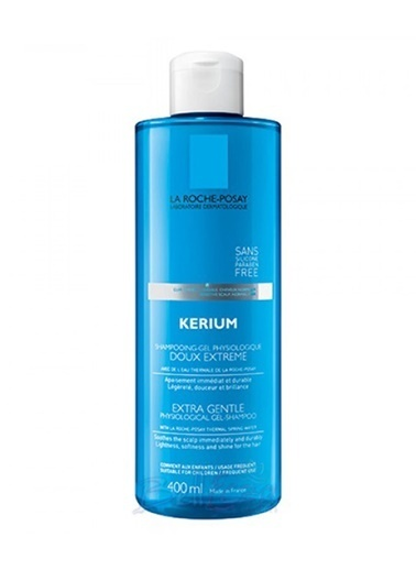 La Roche Posay LA ROCHE POSAY Kerium Doux Extreme Shampoo 200 ml - Yumuşaklık veren Renksiz